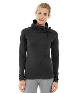 Josie Yoga Jacket-M-Black